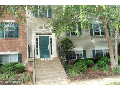3900 GOLF TEE CT #102 Fairfax, VA MLS# FX8519004