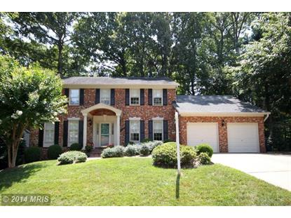 9607 CERALENE CT Fairfax, VA MLS# FX8519929