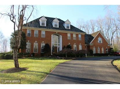 11109 DEVEREUX STATION LN E Fairfax Station, VA MLS# FX8525133
