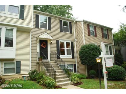 11050 GRANBY CT Reston, VA MLS# FX8525896