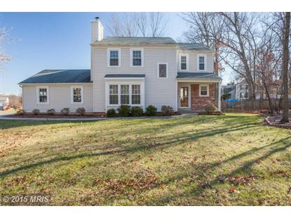 15123 PHILIP LEE RD Chantilly, VA MLS# FX8526727