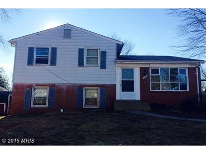 13503 PENNSBORO DR Chantilly, VA MLS# FX8527614