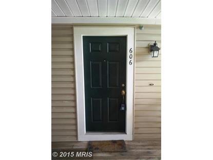 12205 FAIRFIELD HOUSE DR #606B Fairfax, VA MLS# FX8528935