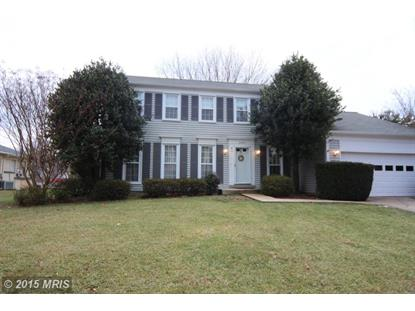 4423 TULIP TREE CT Chantilly, VA MLS# FX8530268