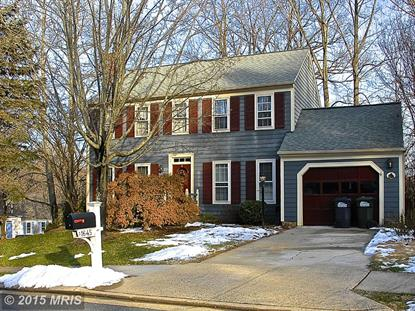 1645 YORK MILLS LN Reston, VA MLS# FX8530314