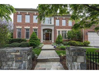 1387 CAMERON HEATH DR Reston, VA MLS# FX8534049