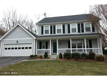 4608 FILLINGAME DR Chantilly, VA MLS# FX8534662