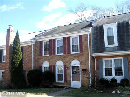 11866 SAINT TRINIANS CT Reston, VA MLS# FX8546223