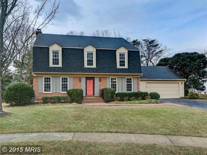 3705 CARRIAGE HOUSE CT Alexandria, VA MLS# FX8549080