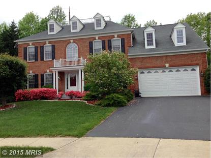 13117 HEART LEAF CT Fairfax, VA MLS# FX8549700