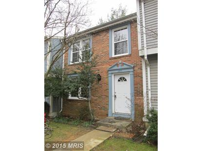 1571 BENNINGTON WOODS CT Reston, VA MLS# FX8552456
