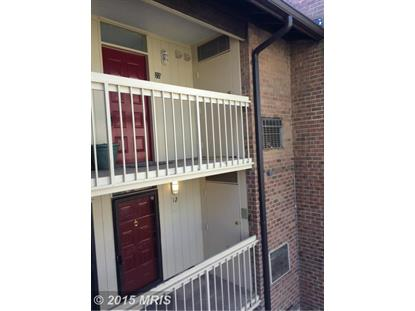 1582 MOORINGS DR #22C Reston, VA MLS# FX8552512