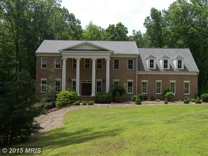 8309 CRESTRIDGE RD Fairfax Station, VA MLS# FX8554370
