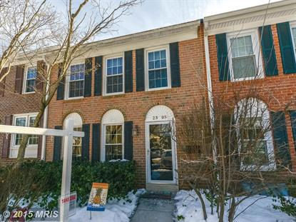 2305 RAVENSDON CT Reston, VA MLS# FX8559561
