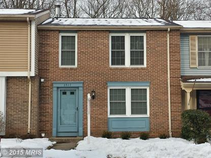 2317 MIDDLE CREEK LN Reston, VA MLS# FX8560456