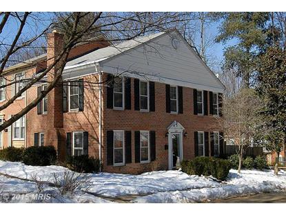11870 ABERCORN CT Reston, VA MLS# FX8561810