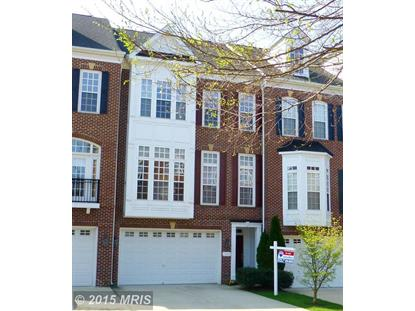 10589 MASON PARK CT Fairfax, VA MLS# FX8562231