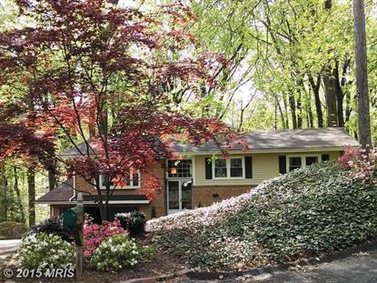 3303 PARKSIDE TER Fairfax, VA MLS# FX8563180