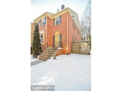 4919 CARRIAGEPARK RD Fairfax, VA MLS# FX8570029