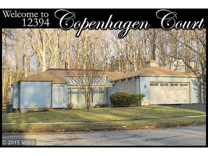 12394 COPENHAGEN CT Reston, VA MLS# FX8570826