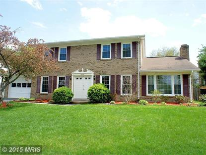 13821 LEIGHFIELD ST Chantilly, VA MLS# FX8571594