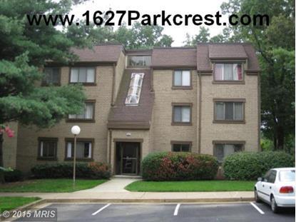 1627 PARKCREST CIR #301 Reston, VA MLS# FX8572348