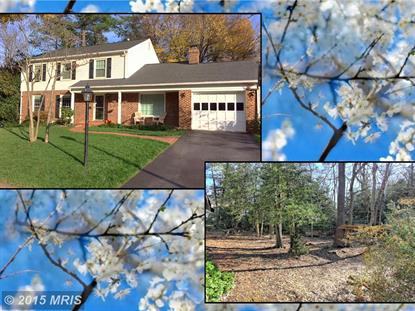5421 GOVERNOR YEARDLEY DR Fairfax, VA MLS# FX8573630