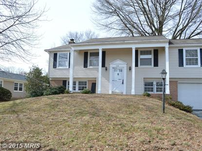 4128 MEADOW HILL LN Fairfax, VA MLS# FX8575185