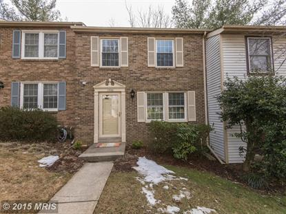 11552 IVY BUSH CT Reston, VA MLS# FX8575789