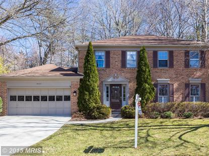 5231 HERZELL WOODS CT Fairfax, VA MLS# FX8578284