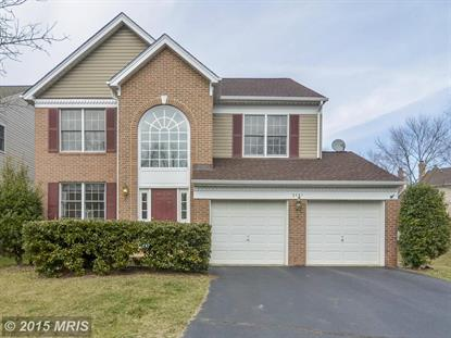 3751 MILLPOND CT Fairfax, VA MLS# FX8579044