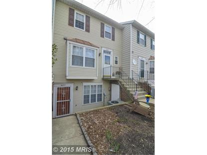 4135 PLACID LAKE CT #54D Chantilly, VA MLS# FX8579050