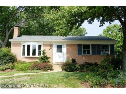 4206 NEWPORT DR Chantilly, VA MLS# FX8580315