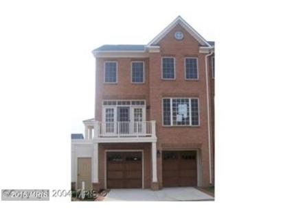 141 HERNDON MILL CIR Herndon, VA MLS# FX8583259