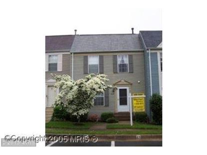 3019 BRAXTON WOOD CT Fairfax, VA MLS# FX8583714