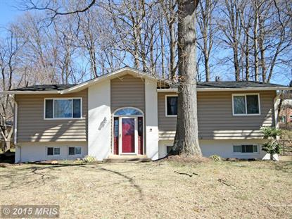 5115 THACKERY CT Fairfax, VA MLS# FX8583979