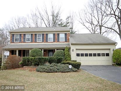 4701 CARTERWOOD DR Fairfax, VA MLS# FX8585021