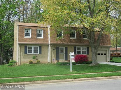 4764 FARNDON CT Fairfax, VA MLS# FX8585134