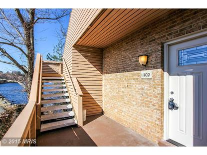 11102 HARBOR CT #11102 Reston, VA MLS# FX8585209