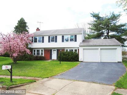 12809 MADELEY CT Fairfax, VA MLS# FX8585861