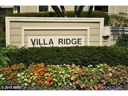 11013B VILLARIDGE CT #1013B Reston, VA MLS# FX8587091