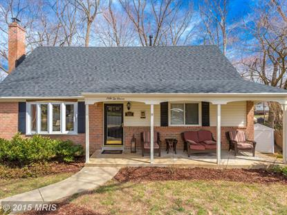 5211 ELLINGTON CT Fairfax, VA MLS# FX8590338