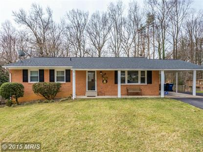 5021 POWELL RD Fairfax, VA MLS# FX8592809