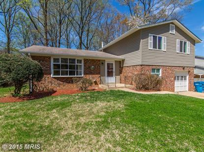 5395 GAINSBOROUGH DR Fairfax, VA MLS# FX8602654