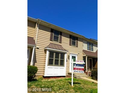 10224 ROBERTS COMMON LN Burke, VA MLS# FX8604421