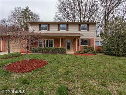 10111 EASTLAKE DR Fairfax, VA MLS# FX8604797