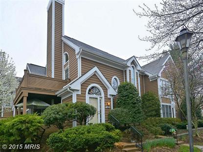 1429 CHURCH HILL PL #1429 Reston, VA MLS# FX8606415