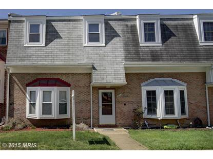 6035 LIBERTY BELL CT Burke, VA MLS# FX8608473