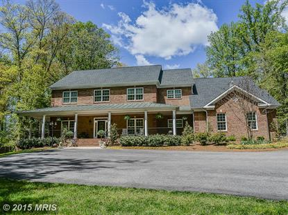 10416 BURKE LAKE RD Fairfax Station, VA MLS# FX8620534