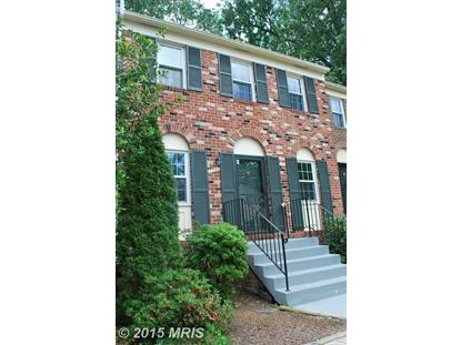 11753 DRY RIVER CT Reston, VA MLS# FX8623367